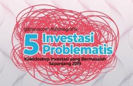 Lima Investasi Bermasalah Sepanjang 2019