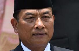 Jokowi Izinkan Moeldoko Tunjuk Wakil, Politisi Gerindra Pertanyakan Alasannya