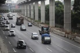 Saat Natal 47.000 Kendaraan Mengarah ke Jakarta