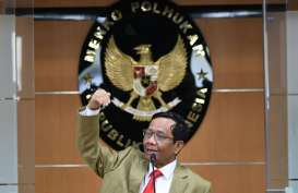 Mahfud MD Optimistis KPK Lebih Kuat Ditopang Dewan Pengawas