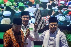 Ketua Umum PBNU Said Aqil Tagih Janji Sri Mulyani…