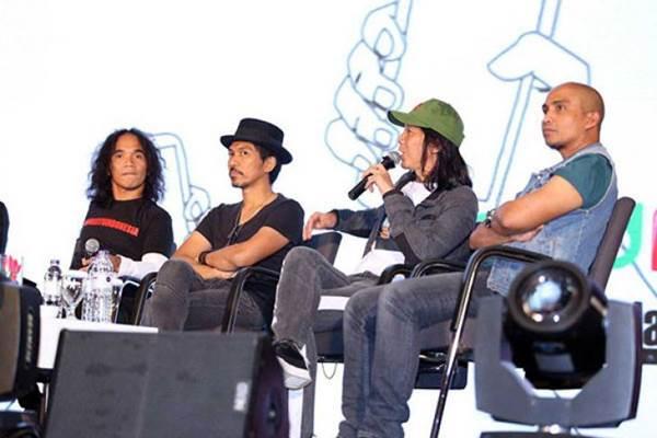 Grup band Slank - Antara