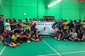 Atlet Badminton Dukung Gibran, Ingin Pariwisata Solo…