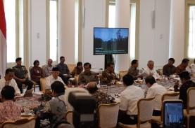 Jokowi Minta Waspadai Pasal Titipan Omnibus Law