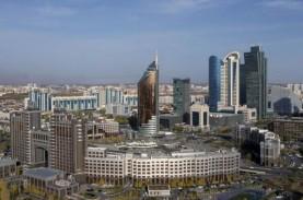 Pesawat Bek Air Jatuh dan Tabrak Gedung di Kazakhstan,…