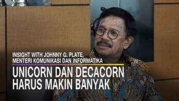 Insight With Johnny G. Plate, Menteri Komunikasi dan Informatika