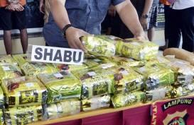 BNN DIY Musnahkan 440 Gram Sabu Hasil Sitaan