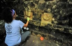 Arkeolog Temukan Istana Suku Maya di Timur Meksiko