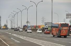 Libur Tahun Baru, 166.792 Kendaraan Diprediksi Melewati Tol Tangerang - Merak