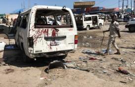 Ledakan di Ibu Kota Somalia, Tewaskan Sedikitnya 13 Orang