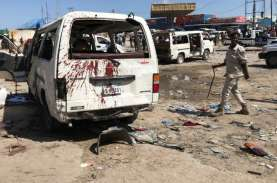 Ledakan di Ibu Kota Somalia, Tewaskan Sedikitnya 13…