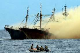 Ada Kapal Pencuri Ikan di Natuna, Pengawasan Laut…