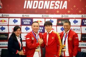 Shin Tae-Yong Resmi Latih Timnas Indonesia, Menpora…
