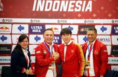 Shin Tae-Yong Resmi Latih Timnas Indonesia, Menpora Minta Dukungan Masyarakat