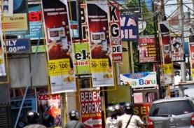 Pendapatan Pajak Reklame Kota Palembang Tembus 100…