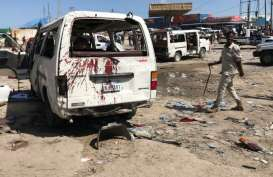 Bom Mobil Tewaskan 79 Orang di Somalia