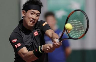 Kei Nishikori Absen Bela Jepang di ATP Cup 2020