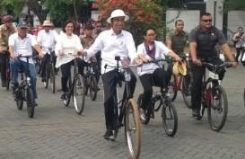 Jokowi Minta Kota Lama Semarang Jadi Creative Hub Jateng