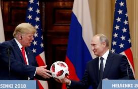 Rencana Aksi Terorisme Digagalkan, Putin Berterima Kasih ke Trump