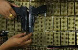 Mantan Residivis Narkoba Ditangkap Gara-gara Buat Senjata Api Rakitan