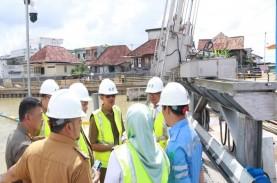 Pompanisasi Sungai Bendung Palembang Mampu Sedot Banjir…