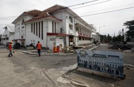 PUPR Siap Lanjutkan Pembangunan Kota Lama Semarang Tahap II
