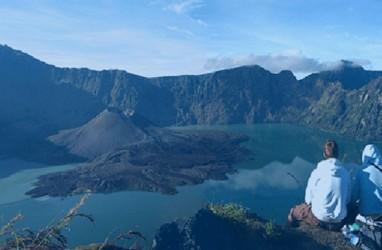 Mulai 1 Januari, Pendakian Rinjani Dihentikan 3 Bulan