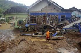 BNPB : 73 Rumah Rusak di Lahat Diterjang Banjir