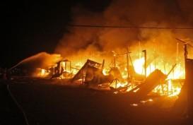 Kebakaran di Lebak, BPBD Tetapkan Status Tanggap Darurat