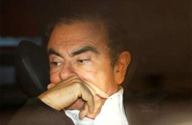 Mantan CEO Nissan Kabur dari Jepang?