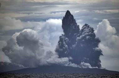 Erupsi Anak Krakatau: Jarak Lebih dari 2 Km Masih Aman, Tapi Masih Harus Waspada