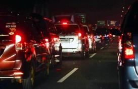 H-1 Tahun Baru, Puluhan Ribu Kendaraan Tinggalkan Jakarta