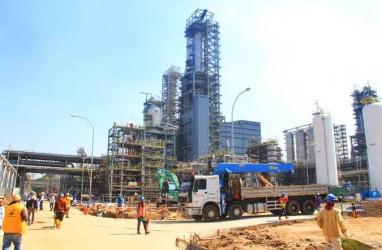 Pendapatan Bersih Chandra Asri Petrochemical Turun