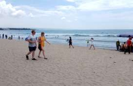 Malam Tahun Baru, Pantai Kuta Akan Dipadati 5.000 Pengunjung