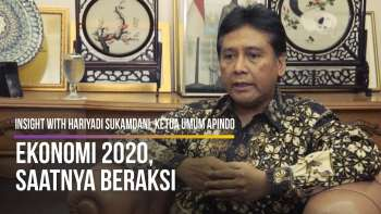 Insight With Hariyadi B. Sukamdani, Ketua Umum Asosiasi Pengusaha Indonesia