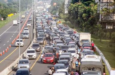 Car Free Night di Puncak, Jalur Jagorawi Diberlakukan Contraflow