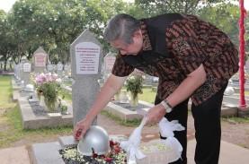 Malam Tahun Baru, SBY : Kebersamaan Indah Itu Tak…