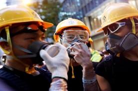 Demontrasi di Malam Tahun Baru, Hong Kong Batalkan…