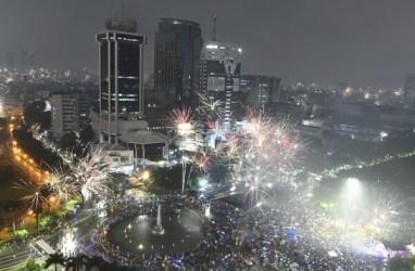Pesan Persatuan Gubernur Anies di Tahun Baru