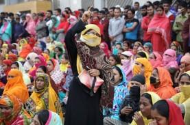Antisipasi Imigran Muslim, Bangladesh Tutup Jaringan…