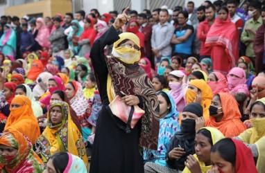 Antisipasi Imigran Muslim, Bangladesh Tutup Jaringan Seluler di Perbatasan India