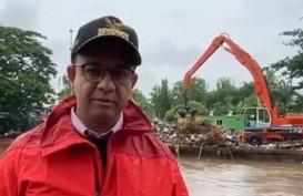 Jakarta Dikepung Banjir, Ini Komentar dan Instruksi Anies kepada Jajarannya