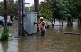 Banjir Kepung Jakarta, PLN Padamkan Sementara Listrik di Daerah Terdampak Banjir