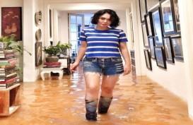 Kebanjiran, Penghuni Rumah Yuni Shara Berhasil Dievakuasi