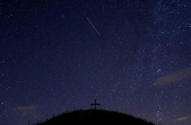 Sederet Fenomena Astronomi pada Januari 2020, Ada Hujan Meteor dan Bulan Baru