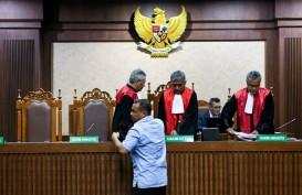 Sidang di Pengadilan Tipikor Ditunda karena Banjir