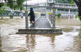 Blusukan ke Tempat Banjir Dekat Rumahnya, Ini Komentar SBY