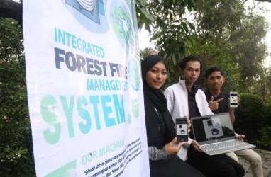 Mahasiswa UMM Susun Teknologi Pintar Pendeteksi Kebakaran Hutan