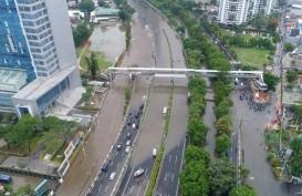 Hati-Hati! Sejumlah Ruas Jalan di Jakarta Masih Digenangi Air