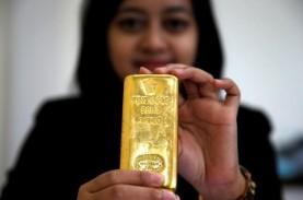 Harga Emas 24 Karat Antam Hari Ini, 3 Januari 2020,…